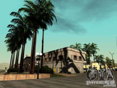 ENBSeries v1.2 для GTA San Andreas четвёртый скриншот