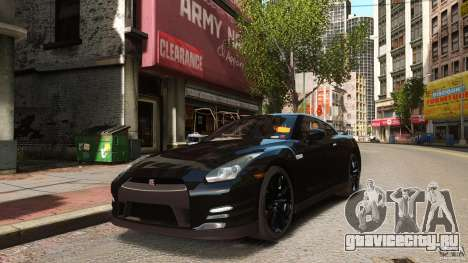 PhotoRealistic ENB V.2 Mid End PCs для GTA 4 пятый скриншот