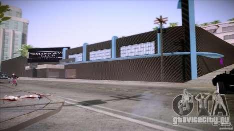 Mansory Club Transfender & PaynSpray для GTA San Andreas пятый скриншот