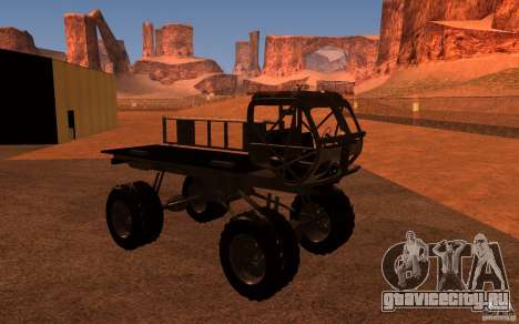 Heist Truck для GTA San Andreas