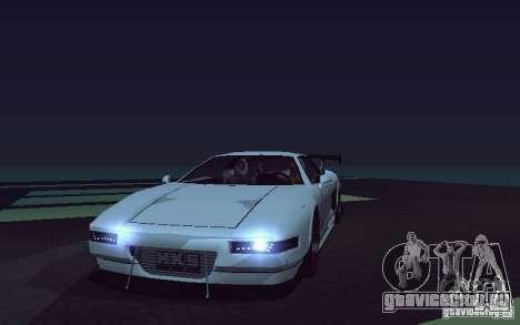 Infernus Tuning для GTA San Andreas