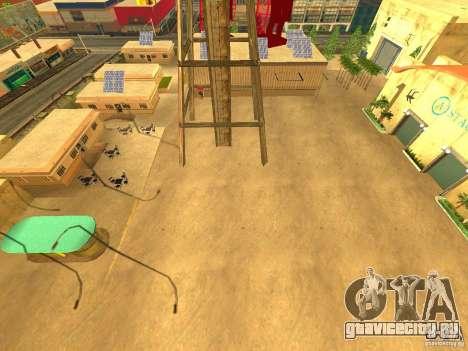 New Studio in LS для GTA San Andreas восьмой скриншот