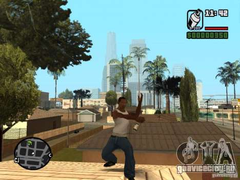 Баллончик для GTA San Andreas третий скриншот