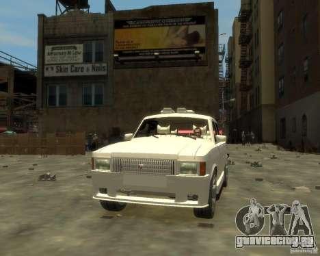 ГАЗ 3102 для GTA 4