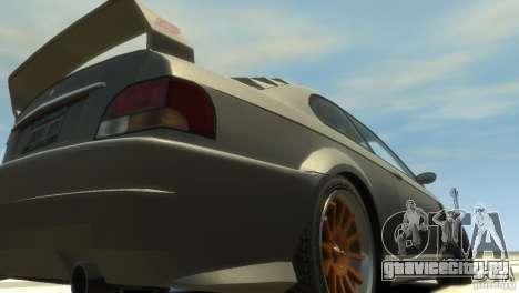 Sentinel Grand Sport для GTA 4 вид сзади