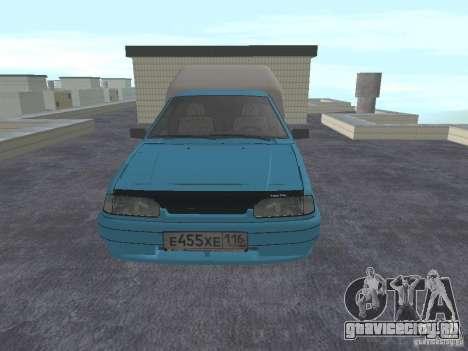ВИС 2347 для GTA San Andreas вид слева