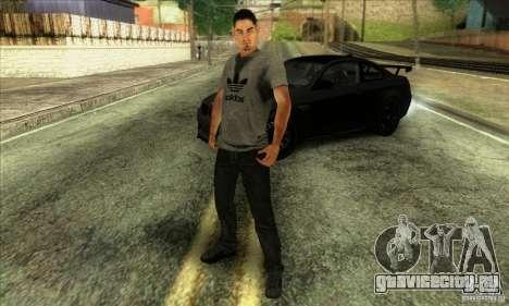 Jack Rourke для GTA San Andreas