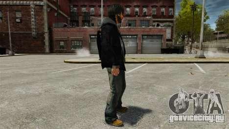 Сэм Фишер v1 для GTA 4 второй скриншот