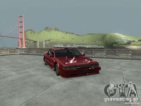 ENBSeries by Chris12345 для GTA San Andreas третий скриншот