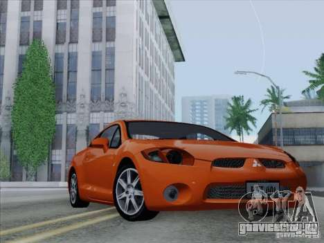 Mitsubishi Eclipse GT V6 для GTA San Andreas двигатель
