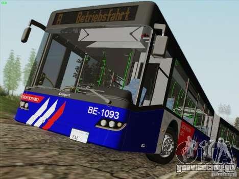 Design X3 для GTA San Andreas вид сбоку