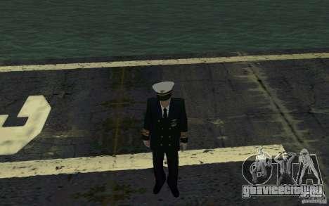 Admiral HD для GTA San Andreas второй скриншот