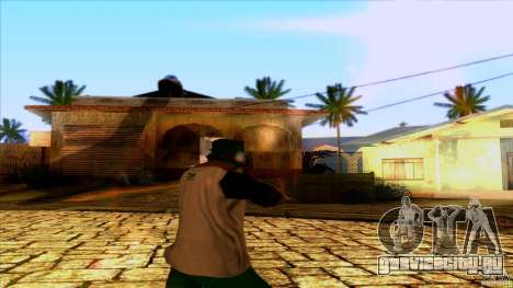 AK-47 from Far Cry 3 для GTA San Andreas третий скриншот