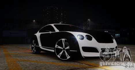 Bentley Continental GT Premier4509 для GTA 4
