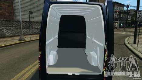Mercedes-Benz Sprinter Police [ELS] для GTA 4 вид сбоку