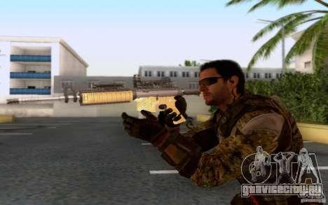 Дэвид Мэйсон для GTA San Andreas пятый скриншот