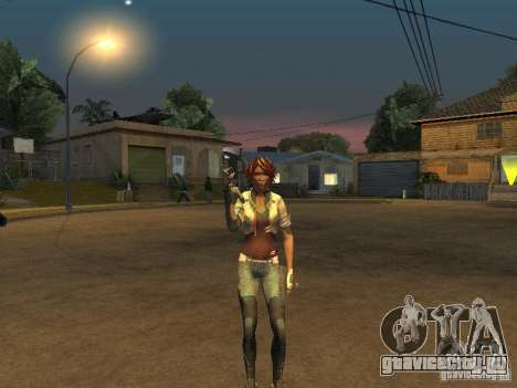 Remember Me Nilin для GTA San Andreas
