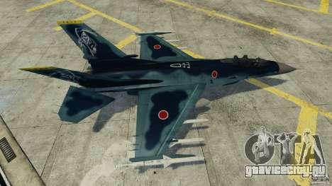 Fighterjet для GTA 4 вид сзади