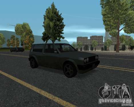 Новые текстуры дорог для GTA UNITED для GTA San Andreas пятый скриншот