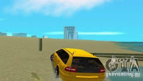 VOLVO V40 для GTA Vice City вид справа