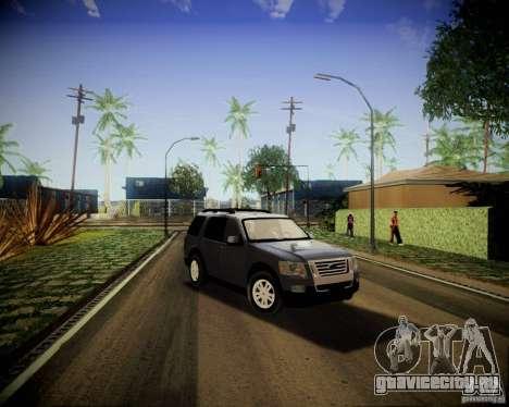 Ford Explorer для GTA San Andreas