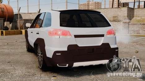 Fiat Palio Adventure Locker Evolution для GTA 4 вид сзади слева