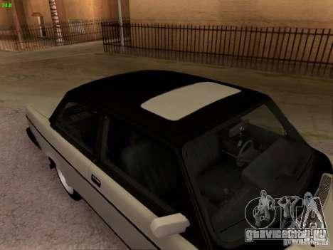Volvo 242 Turbo для GTA San Andreas вид справа