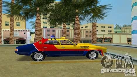 Ford Falcon 351 GT Interceptor для GTA Vice City вид справа