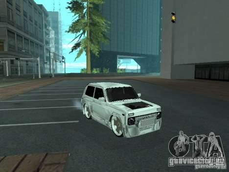 ВАЗ 2121 Final для GTA San Andreas