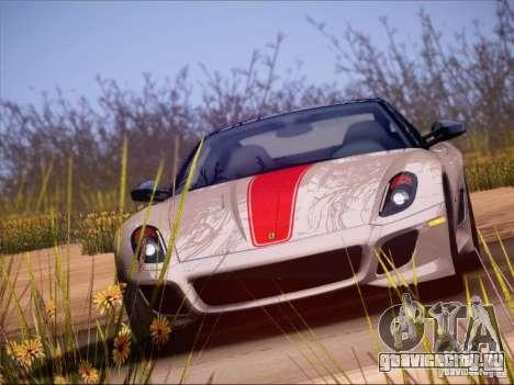 SA_NGGE ENBSeries v1.2 Final для GTA San Andreas седьмой скриншот