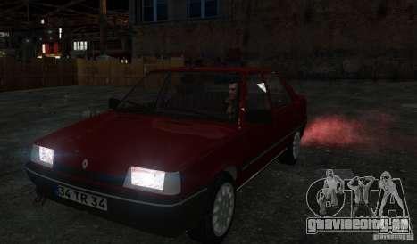 Renault 9 Broadway для GTA 4 вид сбоку