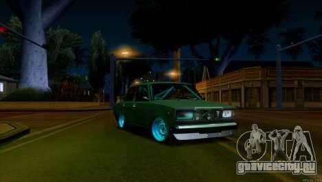 Ваз 2107 Боевая Классика для GTA San Andreas