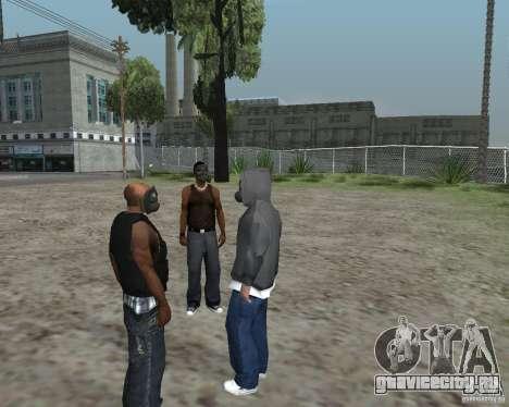 Robber для GTA San Andreas второй скриншот
