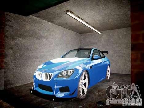 BMW M6 2013 для GTA 4