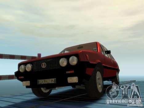 FSO Polonez 2.0X Coupe для GTA 4