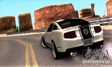 Real HQ Roads для GTA San Andreas второй скриншот