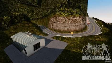 New Akina для GTA 4 второй скриншот