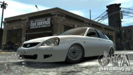 ВАЗ 2172 Pitbull для GTA 4