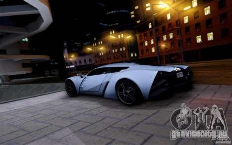 SA Beautiful Realistic Graphics 1.6 для GTA San Andreas двенадцатый скриншот