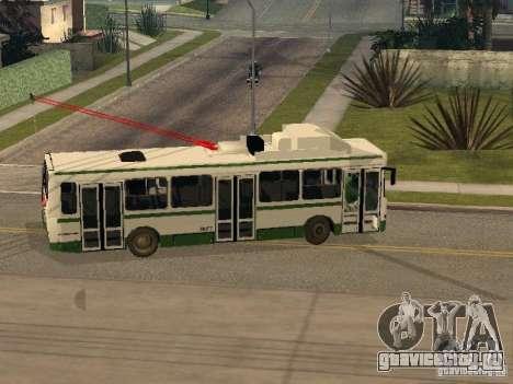 МТрЗ 5279 для GTA San Andreas вид справа