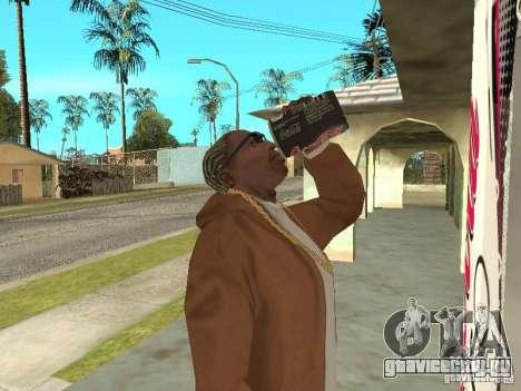 Новые автоматы для GTA San Andreas третий скриншот