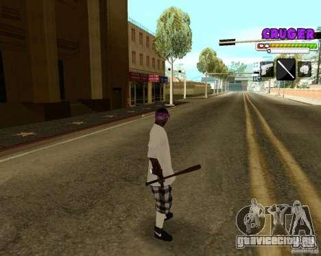Ballas by R.Cruger для GTA San Andreas четвёртый скриншот