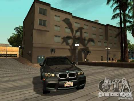 ENBSeries v1.2 для GTA San Andreas третий скриншот