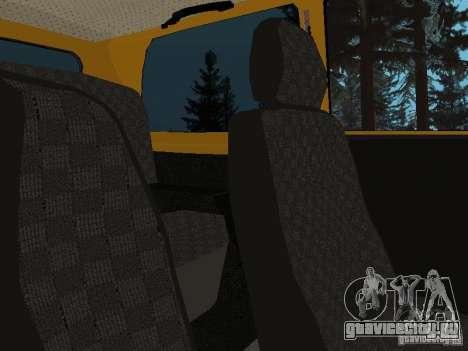 ВАЗ 21214 Нива для GTA San Andreas вид сзади
