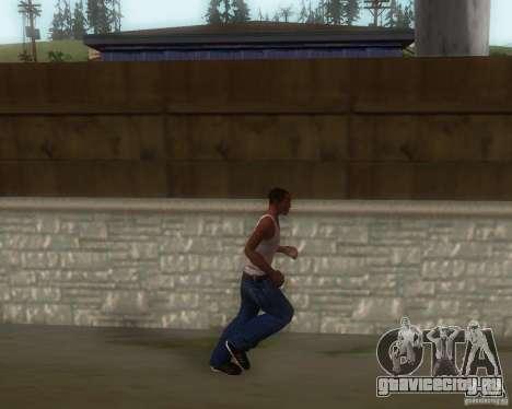 GTA IV Animations v1.1 для GTA San Andreas третий скриншот