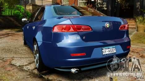 Alfa Romeo 159 TI V6 JTS для GTA 4