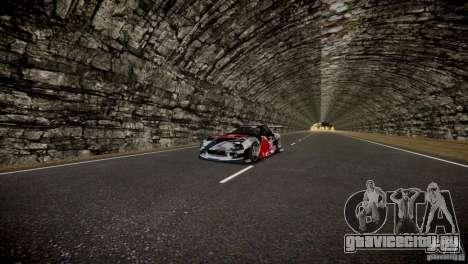 MAZDA RX-7 Mad Mike 2 для GTA 4 вид снизу