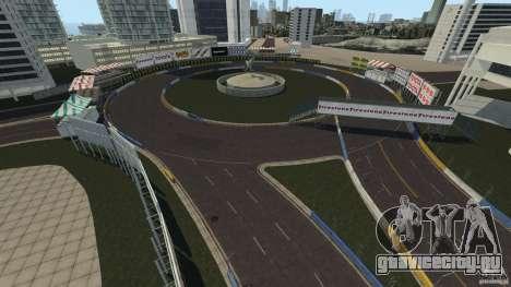 Long Beach Circuit [Beta] для GTA 4 двенадцатый скриншот