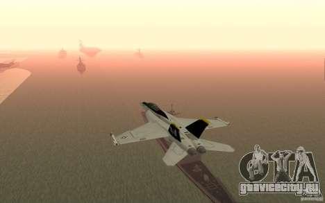 CSG-11 для GTA San Andreas второй скриншот