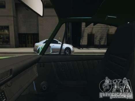 Porsche 911 Turbo RWB Pandora One Beta для GTA 4 вид снизу